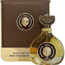 Parfüm, Parfüméria, kozmetikum Armaf Oros the Inventor Brown - Eau De Parfum