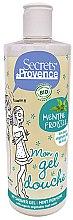 Parfüm, Parfüméria, kozmetikum Tusfürdő - Secrets De Provence My Shower Gel Mint Perfume