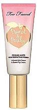 Parfüm, Parfüméria, kozmetikum Mattító primer - Too Faced Primed & Peachy Primer Baza (Pink)
