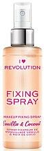 Parfüm, Parfüméria, kozmetikum Sminkfixáló spray - I Heart Revolution Fixing Spray Vanilla & Coconut