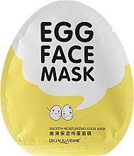 Parfüm, Parfüméria, kozmetikum Szövetmaszk tojássárga kivonattal - Bioaqua Egg Face Mask