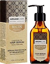 Parfüm, Parfüméria, kozmetikum Hajnövesztő szérum - Arganicare Castor Oil Hair Serum