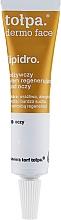 Parfüm, Parfüméria, kozmetikum Regeneráló szemkörnyékápoló krém - Tolpa Dermo Face Lipidro Nourishing Regenerating Eye Cream