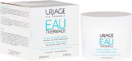 Parfüm, Parfüméria, kozmetikum Olvadó testápoló - Uriage Eau Thermale Baume Fondant Corps