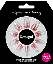 Parfüm, Parfüméria, kozmetikum Műköröm ragasztóval, 3061 - Donegal Express Your Beauty