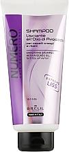 Parfüm, Parfüméria, kozmetikum Lágyító hajmaszk avokádóolajja - Brelil Numero Smoothing Shampoo