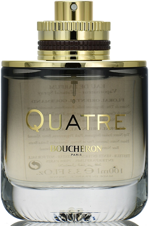 Boucheron Quatre Absolu De Nuit Pour Femme - Eau De Parfum (teszter)