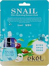 Parfüm, Parfüméria, kozmetikum Szövetmaszk csiga mucin kivonattal - Ekel Snail Hydrating Essence Mask