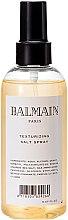 """Parfüm, Parfüméria, kozmetikum Hajformázó spray """"Tengerparti frizura"""" - Balmain Paris Hair Couture Texturizing Salt Spray"""