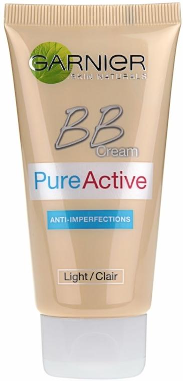 """BB Cream """"Tiszta bőr Aktív"""" - Garnier Skin Naturals"""