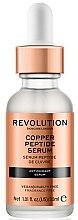 Parfüm, Parfüméria, kozmetikum Antioxidáns arcszérum - Revolution Skincare Copper Peptide Serum