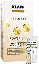 """Parfüm, Parfüméria, kozmetikum Szett """"A vitamin"""" - Klapp A Classic Power Set (conc/3x2ml + cr/3ml)"""
