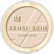 Parfüm, Parfüméria, kozmetikum Arcpúder - AA Sensi Skin Mattifing Powder