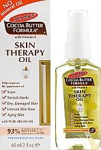 Parfüm, Parfüméria, kozmetikum Arc és testápoló olaj - Palmer's Cocoa Butter Skin Therapy Oil With Vitamin E