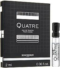 Parfüm, Parfüméria, kozmetikum Boucheron Quatre Boucheron Pour Homme - Eau De Toilette (minta)