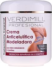 Parfüm, Parfüméria, kozmetikum Testkrém narancsbőr ellen - Verdimill Professional Anti-Cellulite Cream