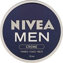 Parfüm, Parfüméria, kozmetikum Krém férfiaknak - Nivea Men Creme
