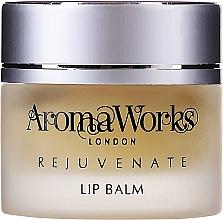 Parfüm, Parfüméria, kozmetikum Ajakápoló balzsam - AromaWorks Rejuvenate Lip Balm