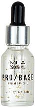 Parfüm, Parfüméria, kozmetikum Arcprimer arany részecskékkel - Mua Pro/ Base Primer Oil With Gold Flakes