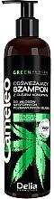 Parfüm, Parfüméria, kozmetikum Frissítő sampon kenderolajjal - Delia Cosmetics Cameleo Green Shampoo