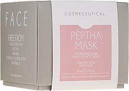 Parfüm, Parfüméria, kozmetikum Éjszakai krém-maszk arcra és nyakra áfonya kivonattal - Surgic Touch Peptha Mask