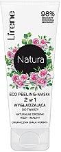 Parfüm, Parfüméria, kozmetikum Arcmaszk peeling hatással - Lirene Natura Eco Peeling-Mask