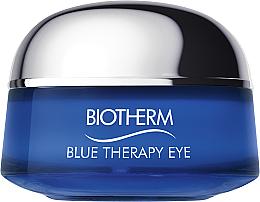 Parfüm, Parfüméria, kozmetikum Szemkörnyékápoló krém - Biotherm Blue Therapy Eye
