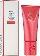 Parfüm, Parfüméria, kozmetikum Hajkondicionáló világos hajra - Oribe Bright Blonde Conditioner For Beautiful Color