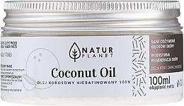 Parfüm, Parfüméria, kozmetikum Finomítatlan kókuszolaj - Natur Planet Coconut Oil