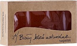 Parfüm, Parfüméria, kozmetikum Hipoallergén szappan, körömvirág kivonattal - Bialy Jelen Hypoallergenic Soap Extract Calendula
