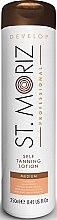 Parfüm, Parfüméria, kozmetikum Önbarnító lotion - St. Moriz Self Tanning Lotion Medium
