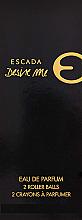 Parfüm, Parfüméria, kozmetikum Escada Desire Me - Szett (edp/2x6ml)