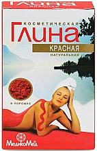 Parfüm, Parfüméria, kozmetikum Kozmetikai vörös agyag - Medikomed