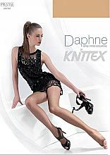 "Parfüm, Parfüméria, kozmetikum Női harisnyanadrág ""Daphne"" 15 Den, light beige - Knittex"
