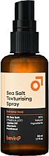 Parfüm, Parfüméria, kozmetikum Erősen fixáló modellező sós spray - Beviro Salty Texturizing Spray Extreme Hold