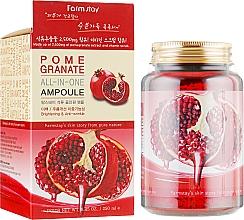 Parfüm, Parfüméria, kozmetikum Ampulla szérum gránátalma kivonattal - FarmStay Pomegranate All In One Ampoule