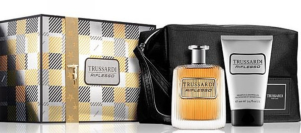 Trussardi Riflesso - Szett (edt/100ml + sh/g/100ml + bag)