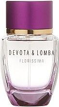 Parfüm, Parfüméria, kozmetikum Devota & Lomba Florissima - Eau De Parfum