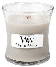 Parfüm, Parfüméria, kozmetikum Illatosított gyertya pohárban - WoodWick Warm Wool Candle