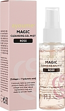 Parfüm, Parfüméria, kozmetikum Rózsa gél mist - Ayoume Magic Cleansisg Gel Mist Rose