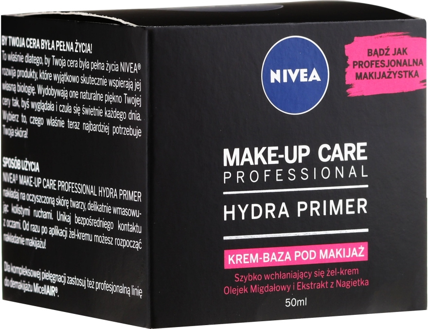 Sminkalap - Nivea Make-Up Care Expert Hydra Primer Make-Up Base