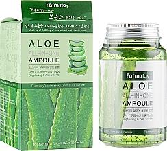 Parfüm, Parfüméria, kozmetikum Aloe ampulla szérum - FarmStay Aloe All-In-One Ampoule