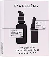 Parfüm, Parfüméria, kozmetikum Szett - D'Alchemy Travel Pack (f/oil/5ml + fluid/20ml)
