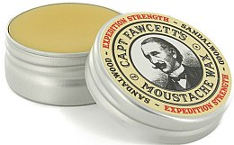 Parfüm, Parfüméria, kozmetikum Bajusz viasz - Captain Fawcett Expedition Strength Moustache Wax