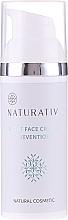 Parfüm, Parfüméria, kozmetikum Éjszakai arckrém - Naturativ Facial Night Cream 30+