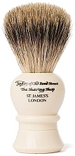 Parfüm, Parfüméria, kozmetikum Borotvapamacs, P2234 - Taylor of Old Bond Street Shaving Brush Pure Badger size M
