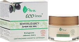 Parfüm, Parfüméria, kozmetikum Regeneráló éjszakai krém - Ava Laboratorium Eco Linea Revitalizing Night Cream