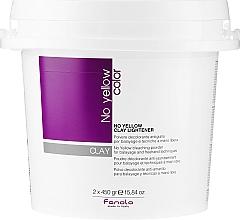 Parfüm, Parfüméria, kozmetikum Világosító hajpaszta - Fanola No Yellow Clay Lightner