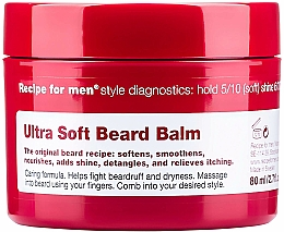Parfüm, Parfüméria, kozmetikum Szakálllágyító balzsam - Recipe for Men Ultra Soft Beard Balm