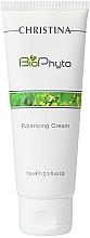 Parfüm, Parfüméria, kozmetikum Kiegyensúlyozó krém - Christina Bio Phyto Balancing Cream